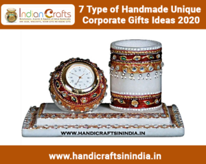 7 Type Of Handmade Unique Corporate Gifts Ideas 2020