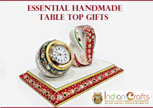 Essential handmade table top gifts-handicraftsinindia