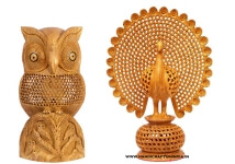 1 Wooden Handicrafts Suppliers Offering Wood Carving Craft Collection