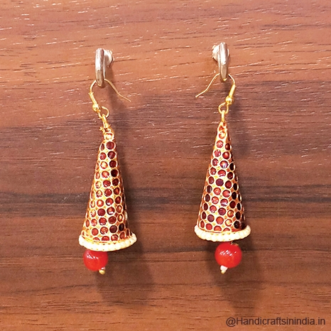 Alloy Earrings Jhumki