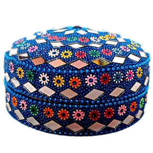 Decorative Round Box