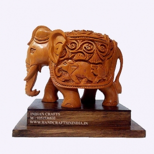 Exclusive Wooden Elephant