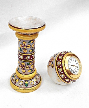 Marble Pillar Watch