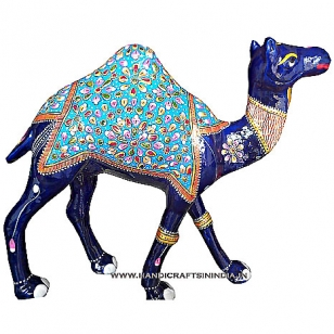 Decorative Meenakari Camel