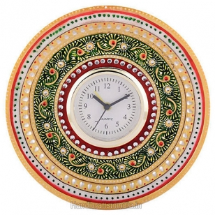 Attractive Marble Table Clock