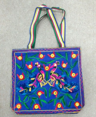 Embroidery Hand Bag