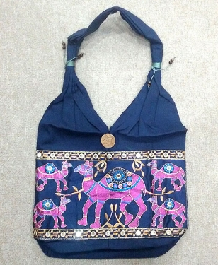 Embroidery Cotton Bag