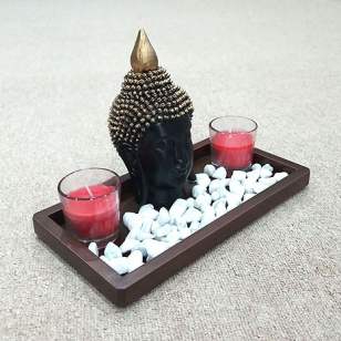 Decorative Buddha Tea Light