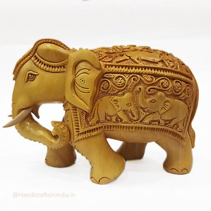 Home Decor Elephant Sculpture