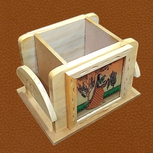 Multi Utility Pen Box