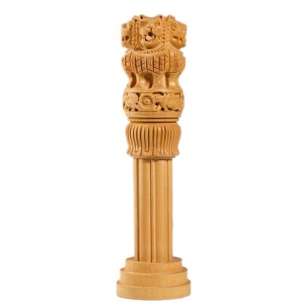 Ashoka pillar 6 inch height