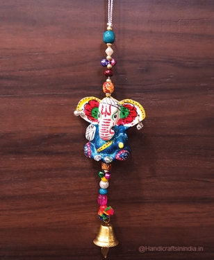 Hanging Ganesha - Pack of 6pc