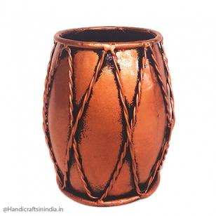 Tabla Shaped Pen Holder