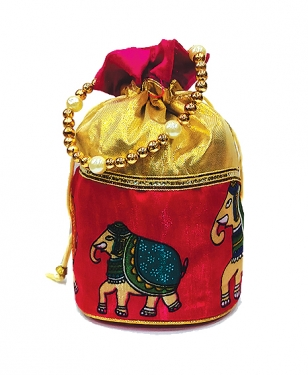Beautiful Potli Bag