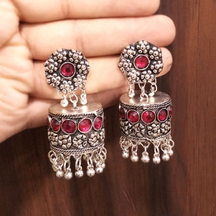 Earrings with Stones