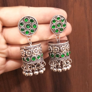 Earrings with Stones - 2749