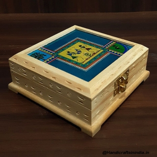 Jewellery Box – Warli Art