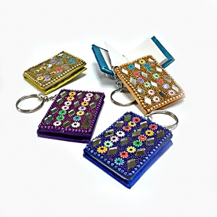 Lac Diary Keychain - Pack of 12pc