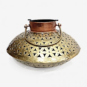 Metal Tea Light Holder for Home Decor