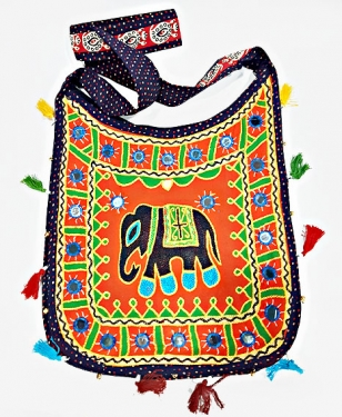 Designer Ethnic Embroidery work Shoulder Bag