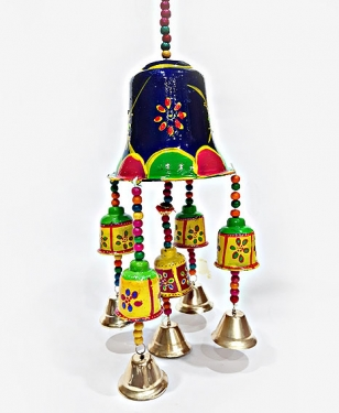 Decorative Bell Wall Hanging