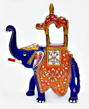 Ambabari Elephant - 10cm Height