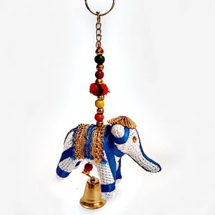 Decorative Elephant Door Hanging - Set of 6pc