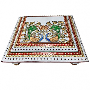 Exclusive Marble Chowki
