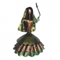 Iron Painted Doll Set (2pc)