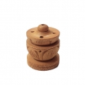 Wooden Incense Holder Small