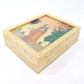 Wooden Carving Box 5x4