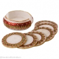 Marble Decorative Painted Coaster