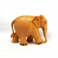 Solid wood Elephant 8cm