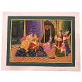 Mughal Painting of Rajasthan