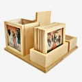 Wooden office set