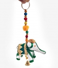 Decorative Elephant Hanging - Set of 6pc