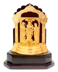 Gold Plated Ram Darbar For Return Gifts